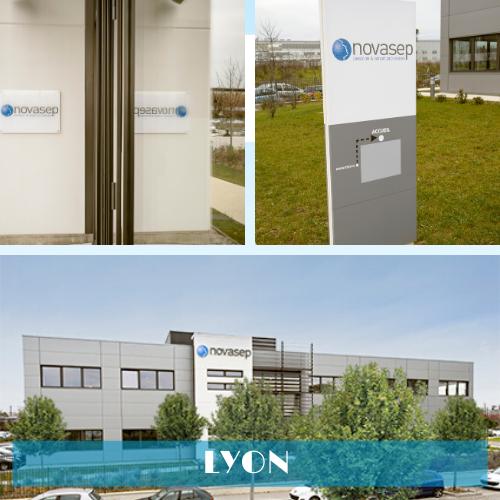 Novasep Management Center in Lyon