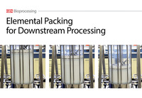 Elemental Packing for Downstream Processing