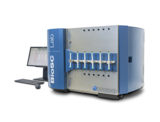 Novasep launches BioSC® Lab, next-generation biochromatography equipment for protein purification in batch and continuous modes