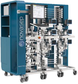 BioSC Pilot downstream bioprocess biologics