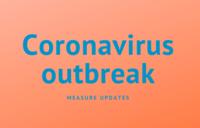 Update on coronavirus (2019-nCoV) situation