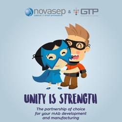 GTP and Novasep