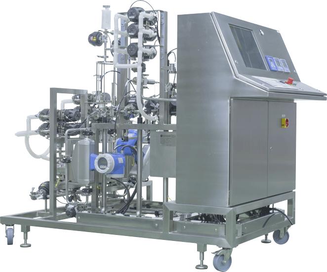 Hipersep Bio L chromatography system