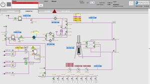 Hipersep Software HPLC Chromatography System