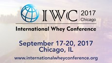 International Whey Conference 2017