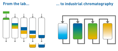 Industrial Chromatography Principles