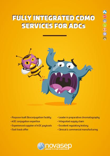 Novasep ADC Manufacturing Brochure
