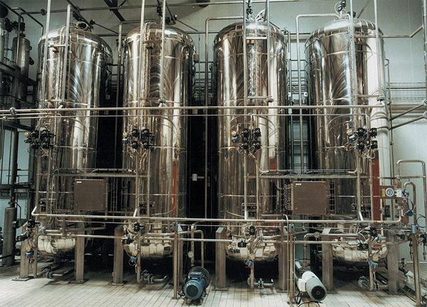 Novasep Applexion SSMB Chromatography Unit