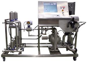 Novasep Chromatography Packing Unit Bio L ATEX