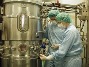 Novasep CMO Cell Culture