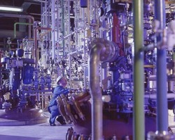 Novasep Custom Manufacturing Workshop Reactor