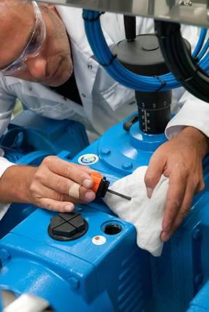 Novasep Customer Service Pump Check Up