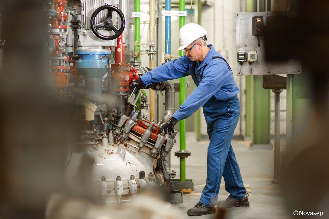 Novasep Expertise In Hazardous Chemistry
