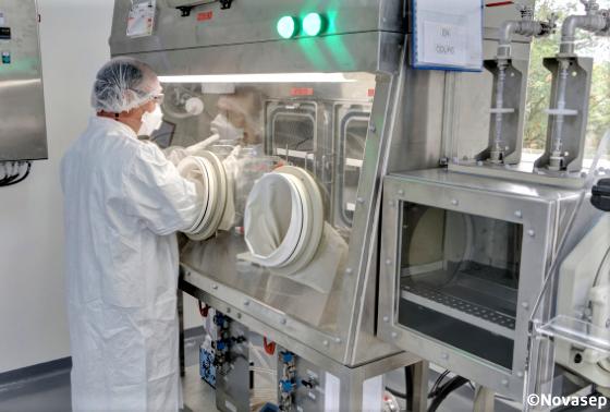 Novasep HPAPI Manufacturing