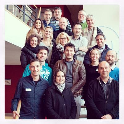 Novasep HPLC training participants 2016