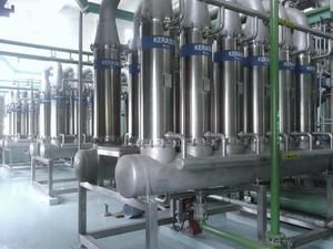 Novasep Kerasep Microfiltration Unit China