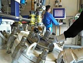 Novasep Manufacturing Workshop