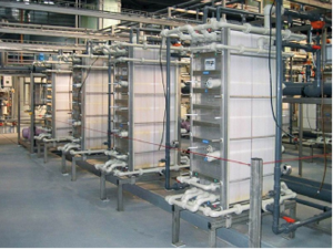 Novasep MEGA Electrodialysis Stacks