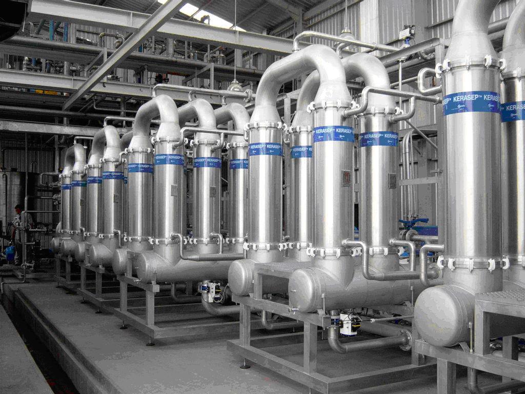 Novasep Membranes Microfiltration