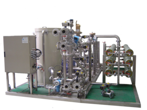 Novasep Organic Filtration System