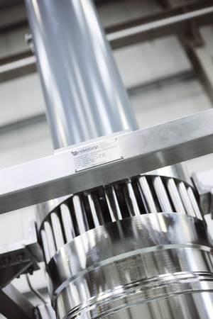 Novasep Prochrom HPLC 600mm Column