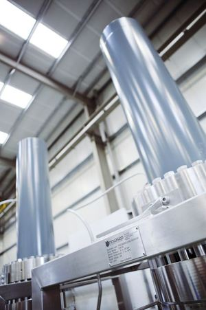 Novasep Prochrom HPLC Two Columns