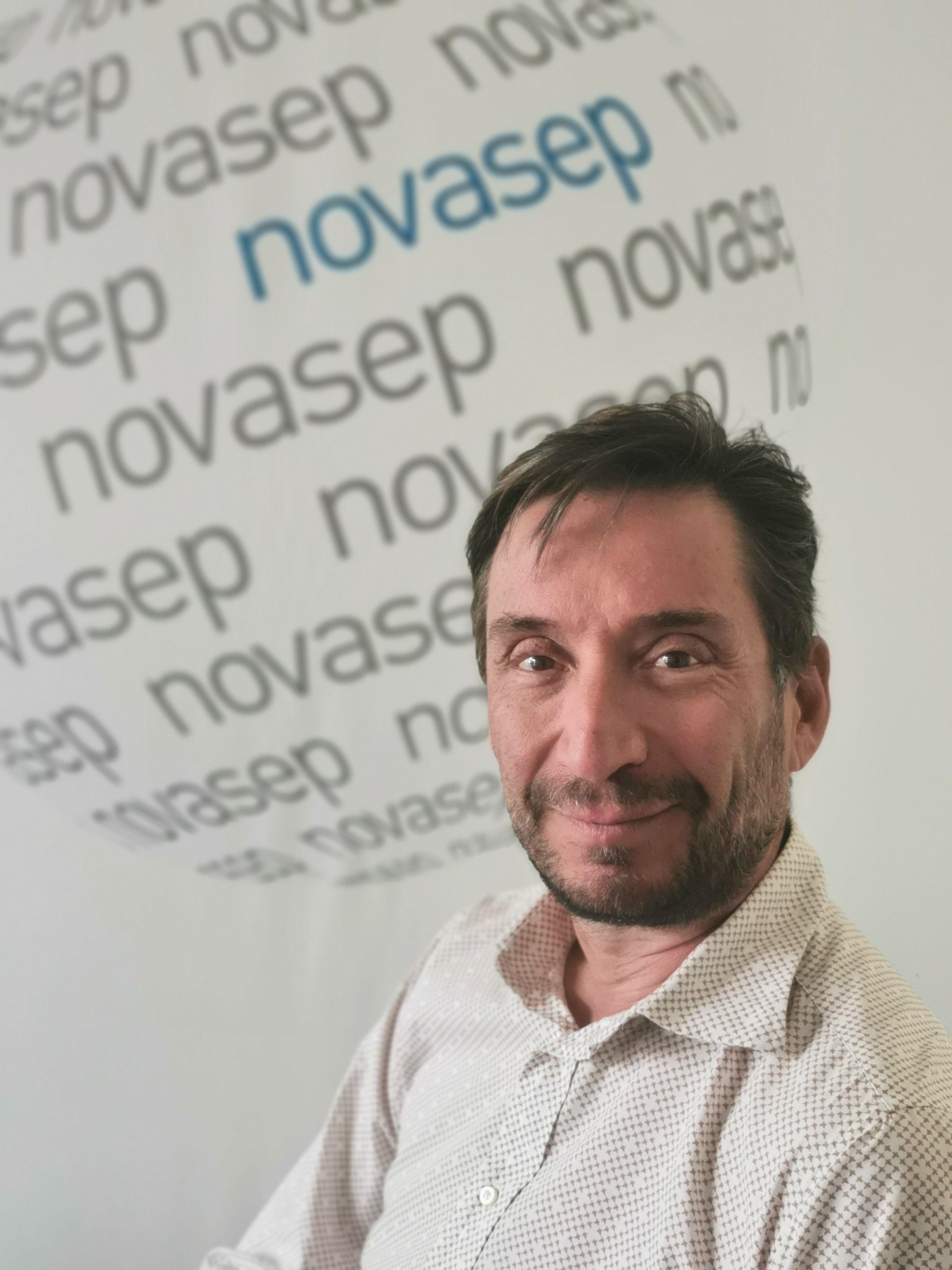 Olivier Chéron_CFO_Novasep