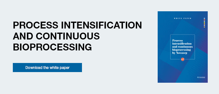 Process Intensification continuous bioprocessing white paper