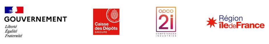Campus BD Alliance Num Rique Logos