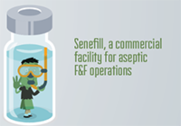 "Novasep invests €10M in ""SeneFill"", its new facility for commercial aseptic  Fill & Finish operations"