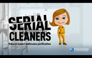 [Volume II] Serial Cleaners: Natural-based molecules purification