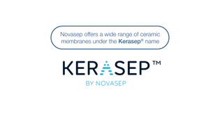 [Kerasep video series 2/8] How to select your ceramic membrane?