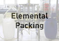 Elemental packing - Prochrom®-Bio chromatography column