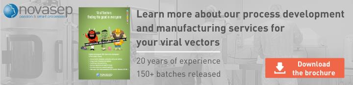Viral Vectors Manufacturing_Novasep Website Banner 2020
