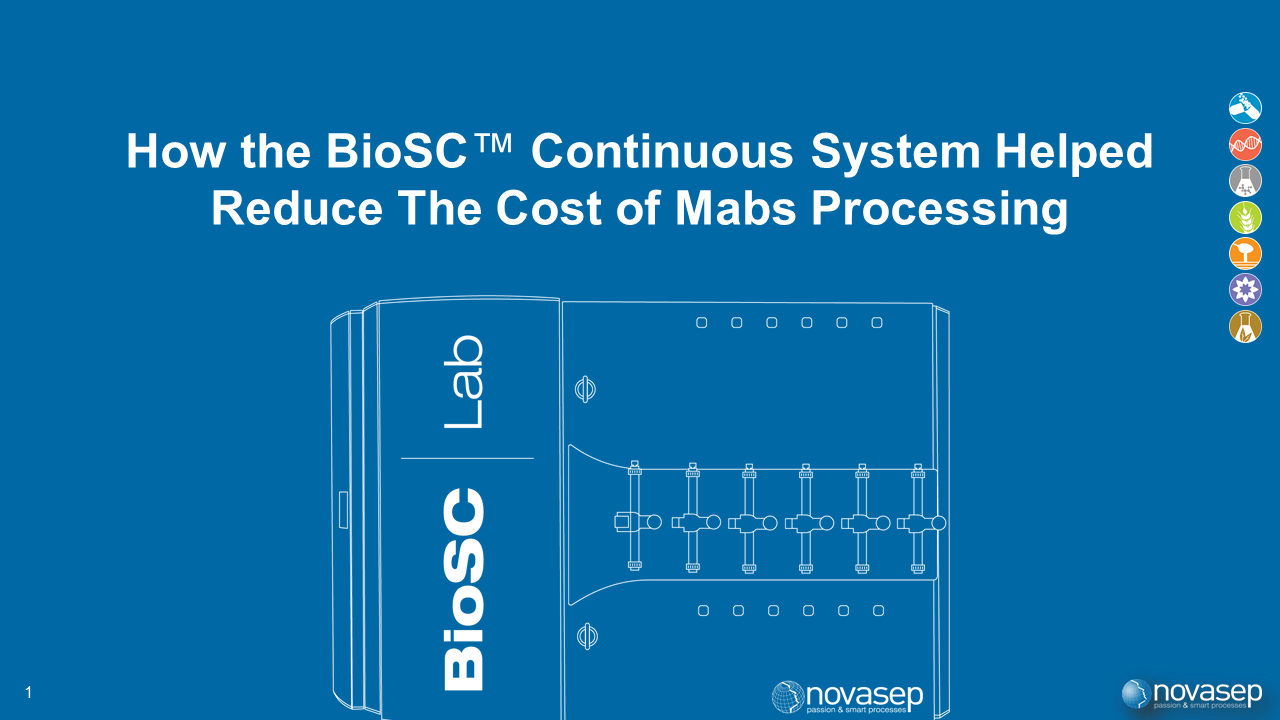 Reduce Cost Of Mabs Using BioSC