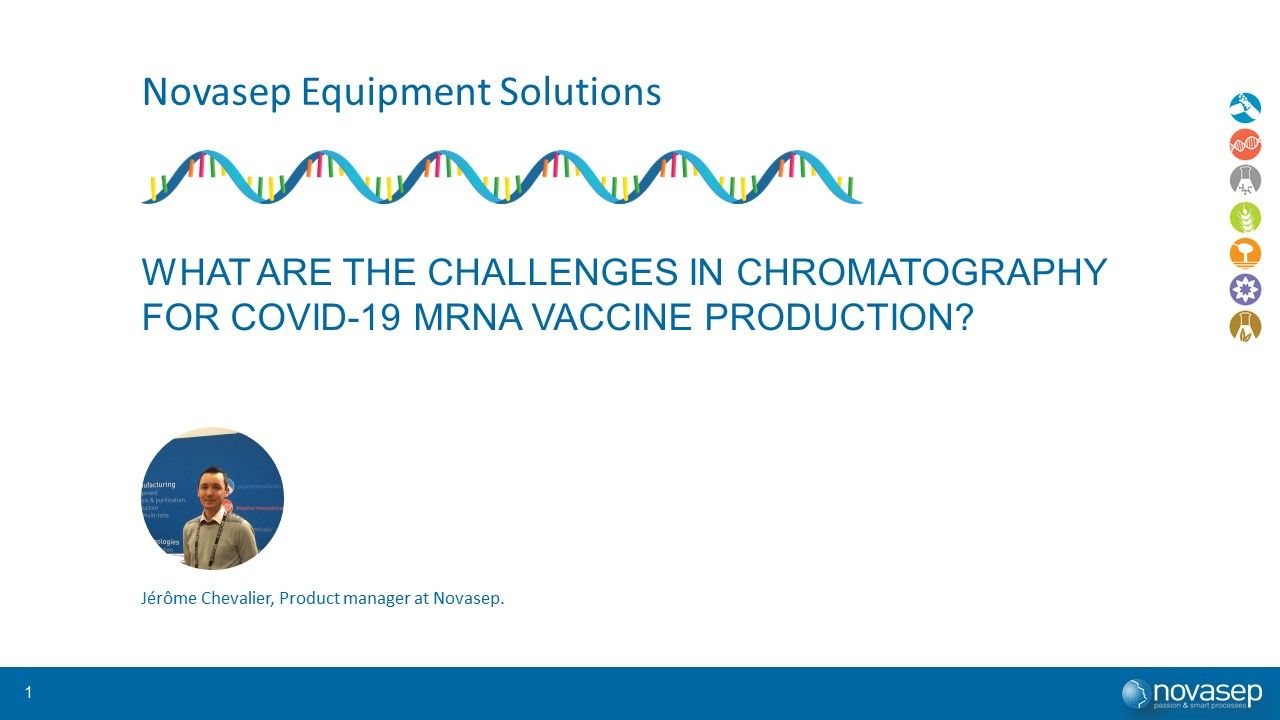 Webinar Chromatography Challenges For Covid 19 MRNA Vaccine Production Final