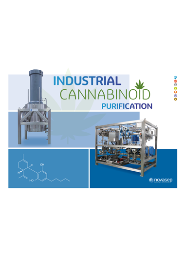 Industrial Cannabinoid Purification