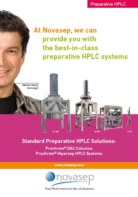 Prochrom HPLC systems