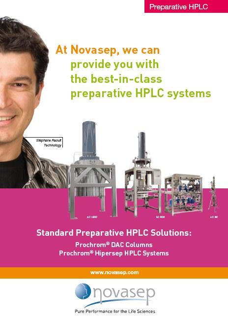 Prochrom HPLC systems