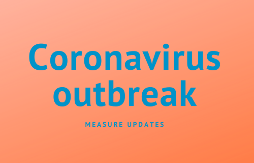 Update on coronavirus (2019-nCoV) situation